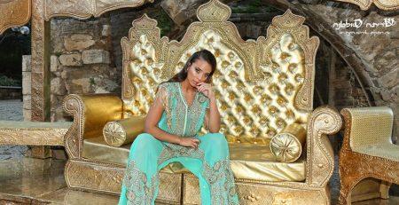 תלבושות לחינה מרוקאית